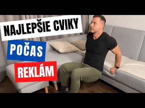 CVIKY NA DOMA - Sedačka