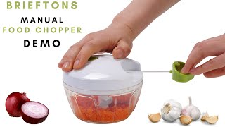 Jual Blender Manual Pemotong Daging Bawang Buah dan Sayuran Murah