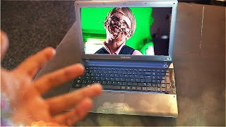 i bought a weird Laptop from EBAY