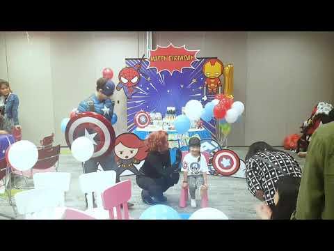 Avengers_Ean Chng 1st Birthday Party (13102019)