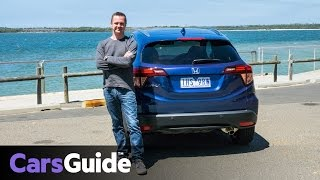 Honda HR-V VTi-L 2017 review | long term video