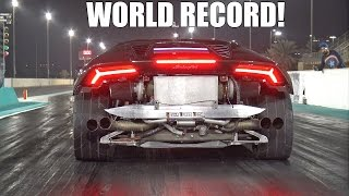 FASTEST Lamborghini Huracan in the WORLD!