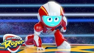 Space Ranger Roger   Episode 1 - 3 Compilation   Cartoons For Kids   Funny Cartoons For Children