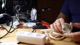 Steckdosenleiste/Power strip