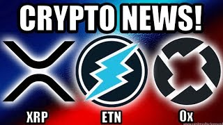 Coinbase Adds 0x! Electroneum Update! Official Olympic Cryptocurrency in 2020? [Bitcoin News]