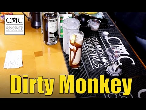 The Dirty Monkey, Blended