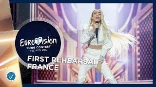 France 🇫🇷 - Bilal Hassani - Roi - First Rehearsal - Eurovision 2019