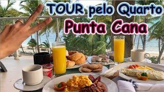 #VEDA 11 - Tour pelo quarto em PUNTA CANA - Lua de Mel