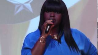 "Ese - Performing ""Never Too Much"" By Luther Vandross And Mary J Blige"