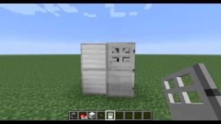 Minecraft Code Tür Bauen Einfach Deutsch HD Most Popular Videos - Minecraft hauser vorschlage