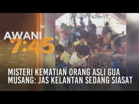 Misteri kematian Orang Asli Gua Musang: JAS Kelantan sedang siasat