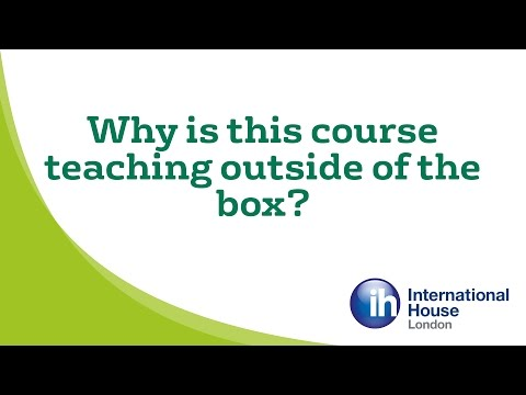 Adrian Underhill - Why is this course teaching outside of the box?