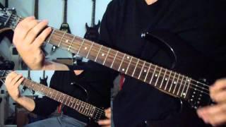Exodus - Salt the Wound (guitar cover)