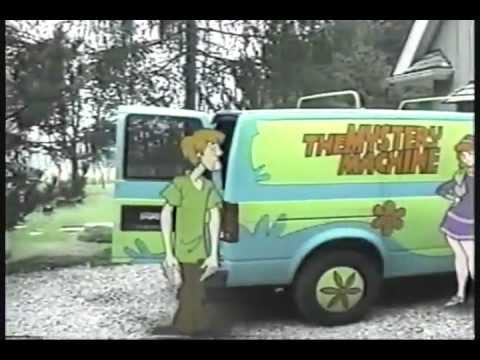 Cartoon Network made a Scooby-Doo parody of the Blair Witch Project in 1999