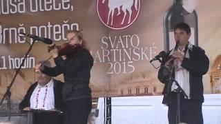 Jožka Šmukař, Svatomartinský košt, Brno,2