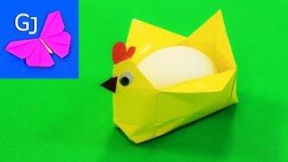 Подставка для яйца на Пасху.