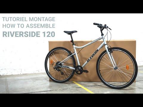 TUTORIEL MONTAGE RIVERSIDE 120 / HOW TO ASSEMBLE YOUR RIVERSIDE 120 // DECATHLON