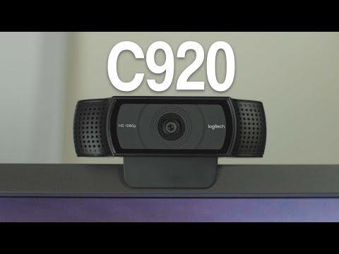 Logitech C920 1080p Webcam Review (2017)