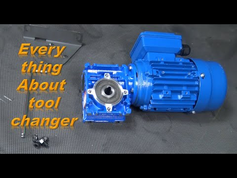 Everything about tool changer- Armless type tool changer replaces motor component