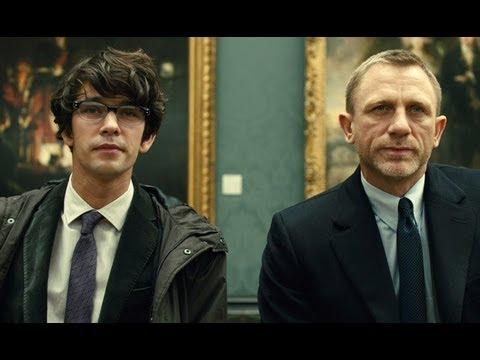 Meet Q In This New Skyfall Clip