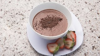 How to make a delicious CHOCOLATE MOUSSE