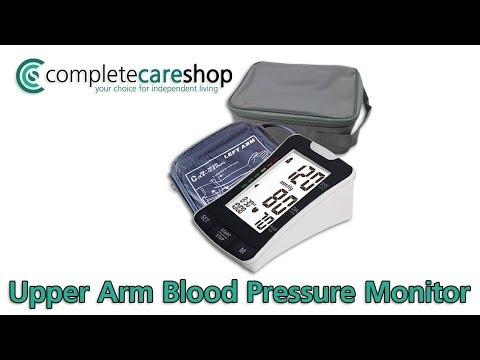 Blood Pressure Monitoring At Home Has Never Been So Easy