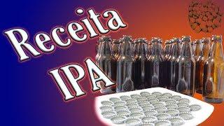 Receita Cerveja IPA (BIAB)
