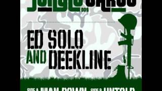 Ed Solo & Deekline   Man Down (Original Mix)