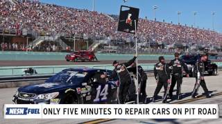 Earnhardt Jr. Returns, Rule Changes, Rookies On The Rise For NASCAR In 2017