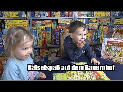 tiptoi - Rätselspaß auf dem Bauernhof (Ravensburger) - ab 3 Jahre - Teil 379