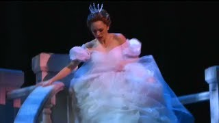 Interview With Laura Osnes: Cinderella On Broadway.