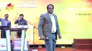 God Will Do It Again - Kannada Sermon - Rev Ravi Mani - 2014