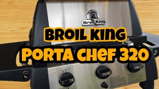 Der ULTIMATIVE Camping Grill & Gasgrill ? Broil King - Porta Chef 320     unboxing & Test