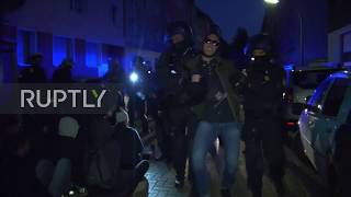 Germany: Dortmund Far Right Protest Authorities Clean Up Of 'Nazi' District