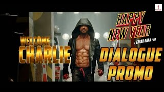Welcome Charlie! - Dialogue Promo 1- Happy New Year