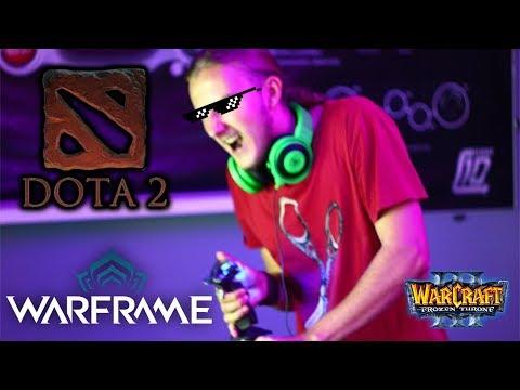 Вайс будет стримить   DOTA 2   WARFRAME   WarCraft 3