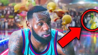 SPACE JAM 2 TRAILER BREAKDOWN! ALL Easter Eggs & Cameos You Missed!