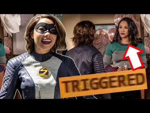 Nora Allen HATES Iris West! Why is that? - The Flash Season 5