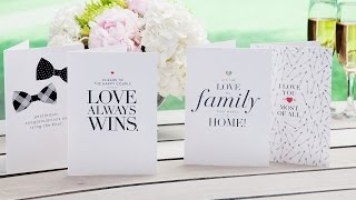 Design With Heart - Love Equality Cards