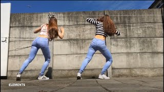 David Guetta ft Justin Bieber - 2U (Remix) ♫ Shuffle Dance (Music video) Electro House