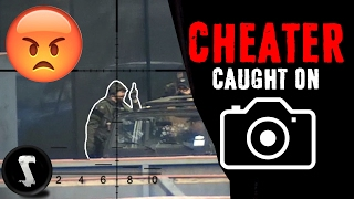 Airsoft CHEATER takes 500 FPS Sniper to the Face
