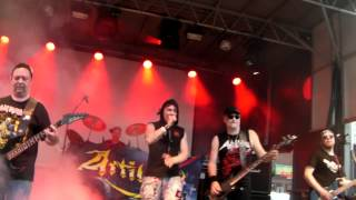 Terror Squad (Live) - Artillery 5/25/2012: Maryland Deathfest (Baltimore, MD)5
