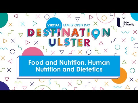 Food and Nutrition, Human Nutrition and Dietetics - YouTube