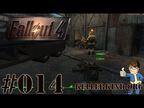 Fallout 4 [HD|60FPS] #014 - Forscherdrang ★ Let's Play Fallout 4