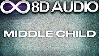 J. Cole   Middle Child 🔊8D AUDIO🔊