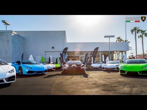 Cận cảnh quá trình vận chuyển Siêu phẩm Lamborghini Centenario đầu tiên đến Mỹ