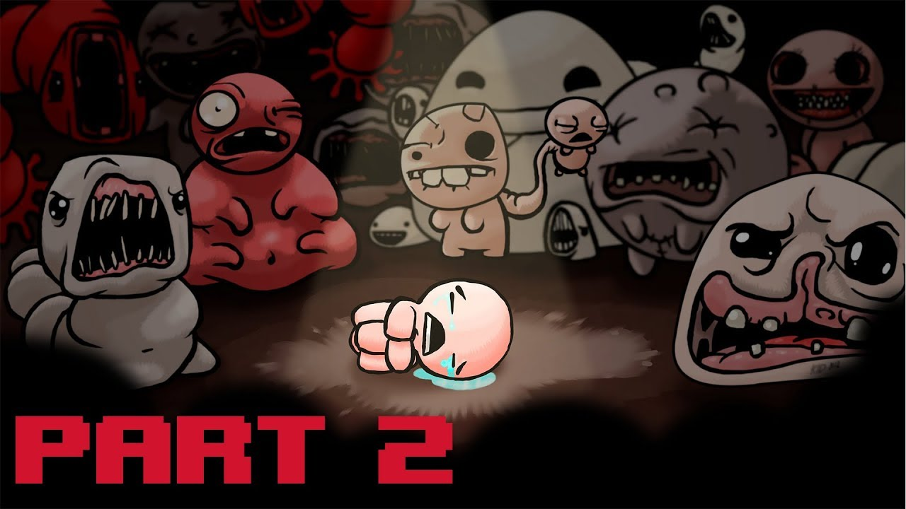 The Binding of Isaac (feat. Mik) – Part 2: Süße Süße Tränen