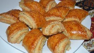 ГАТА АРМЯНСКАЯ. Ну Очень вкусное печенье из доступных продуктов! Armenian gata