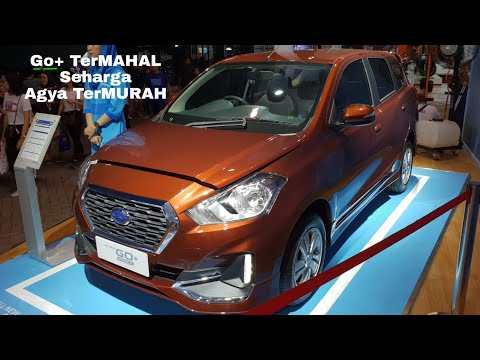 In Depth Tour Datsun Go+ T Style Facelift 2018 - Indonesia