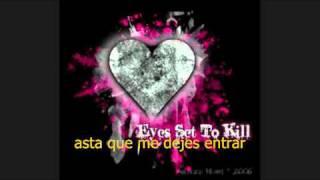 Eyes Set To Kill - Let Me In subtitulos en español